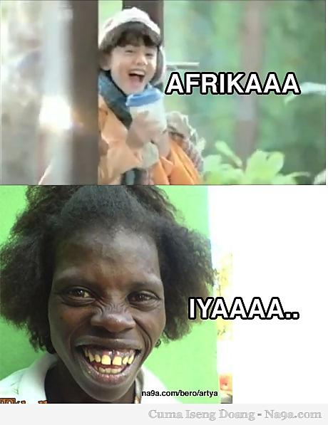 Afrika Muke Gimbal