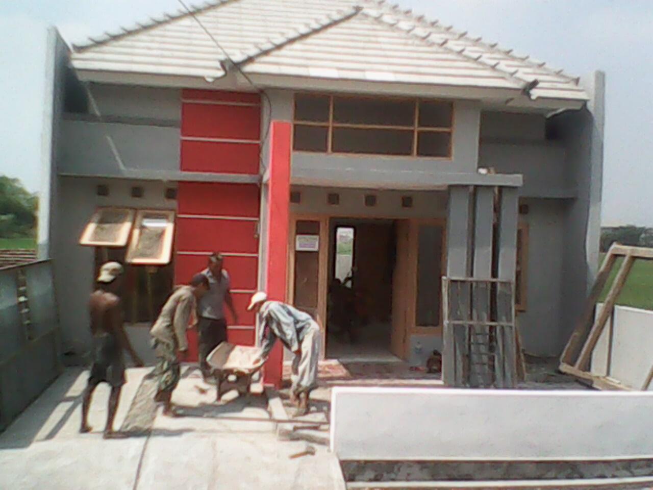 spesifikasi teknis bangunan rumah minimalis 78